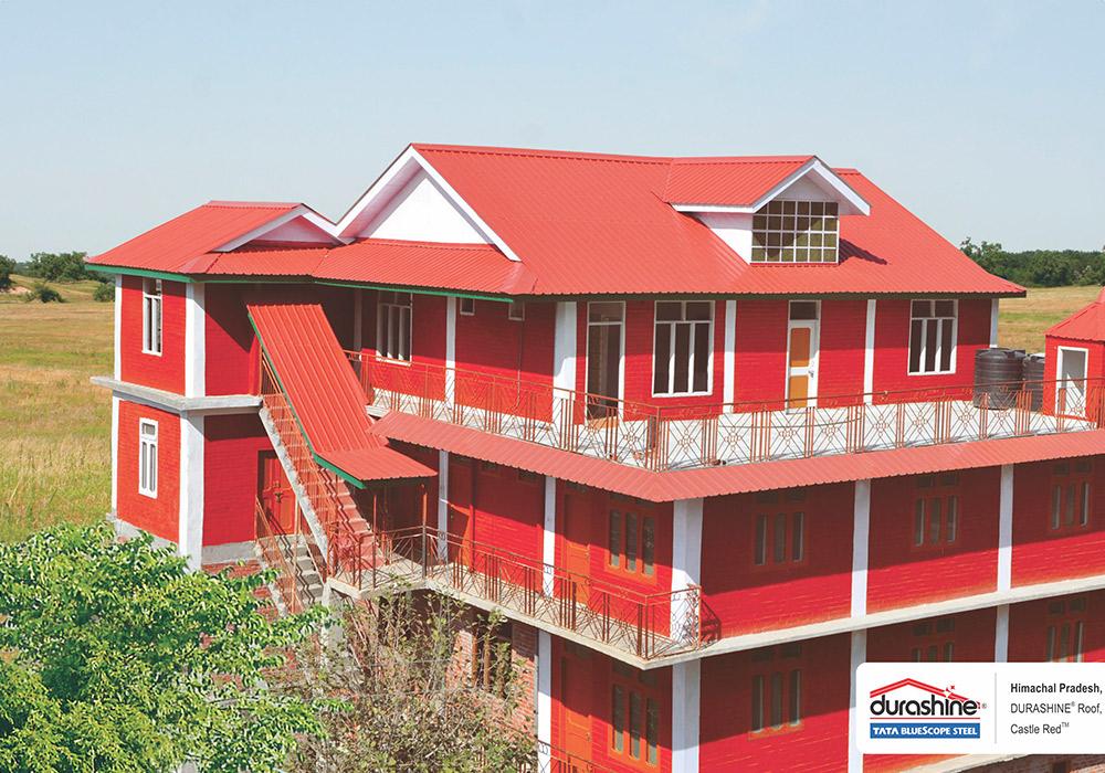 Durashine 174 Roof And Wall Sheets Tata Bluescope Steel