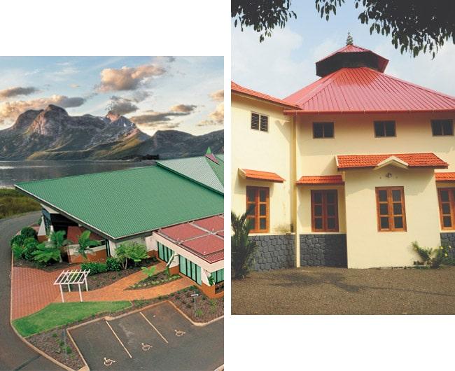 Durashine cool sheild profile roof sheet