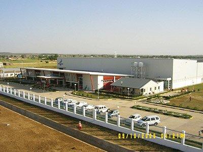 factory at Sriperumbudur, Tamil Nadu