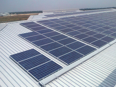 Roof Top Solar compatibility