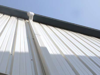 Gutter & down pipes – Drainage solutions
