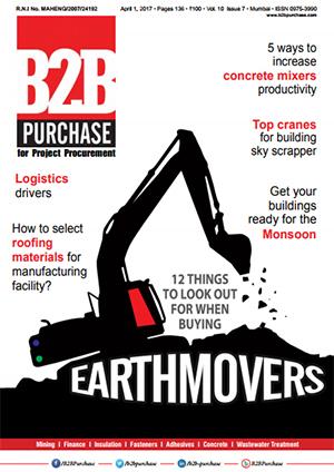 Tata bluescope steel earth movers