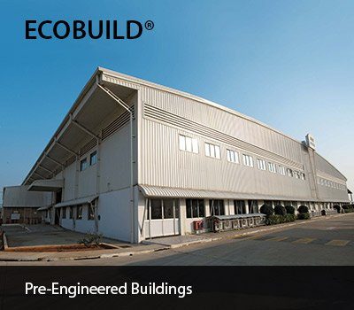 pre engineered building solution by ecobuild