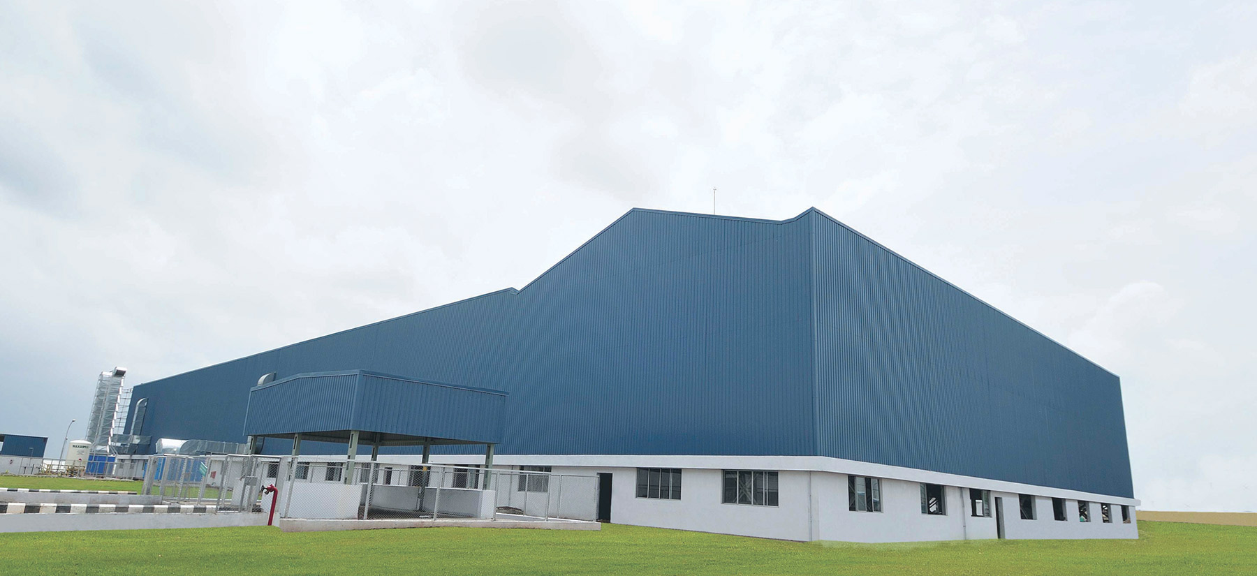 TRIMDEK® 1015Versatile Trapezoidal Roof and wall Cladding