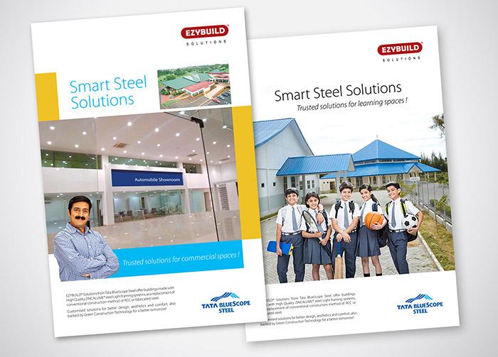 EZYBUILD smart steel solutions