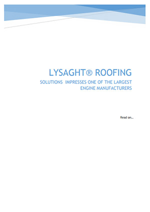 lysaght roof & wall cladding solutions