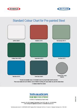 Butler colour brochure