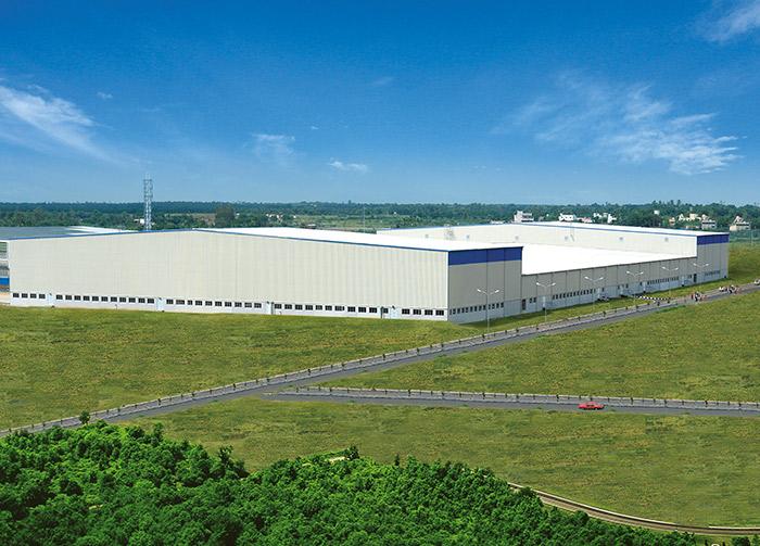 BUTLER® steel buildings Projects
