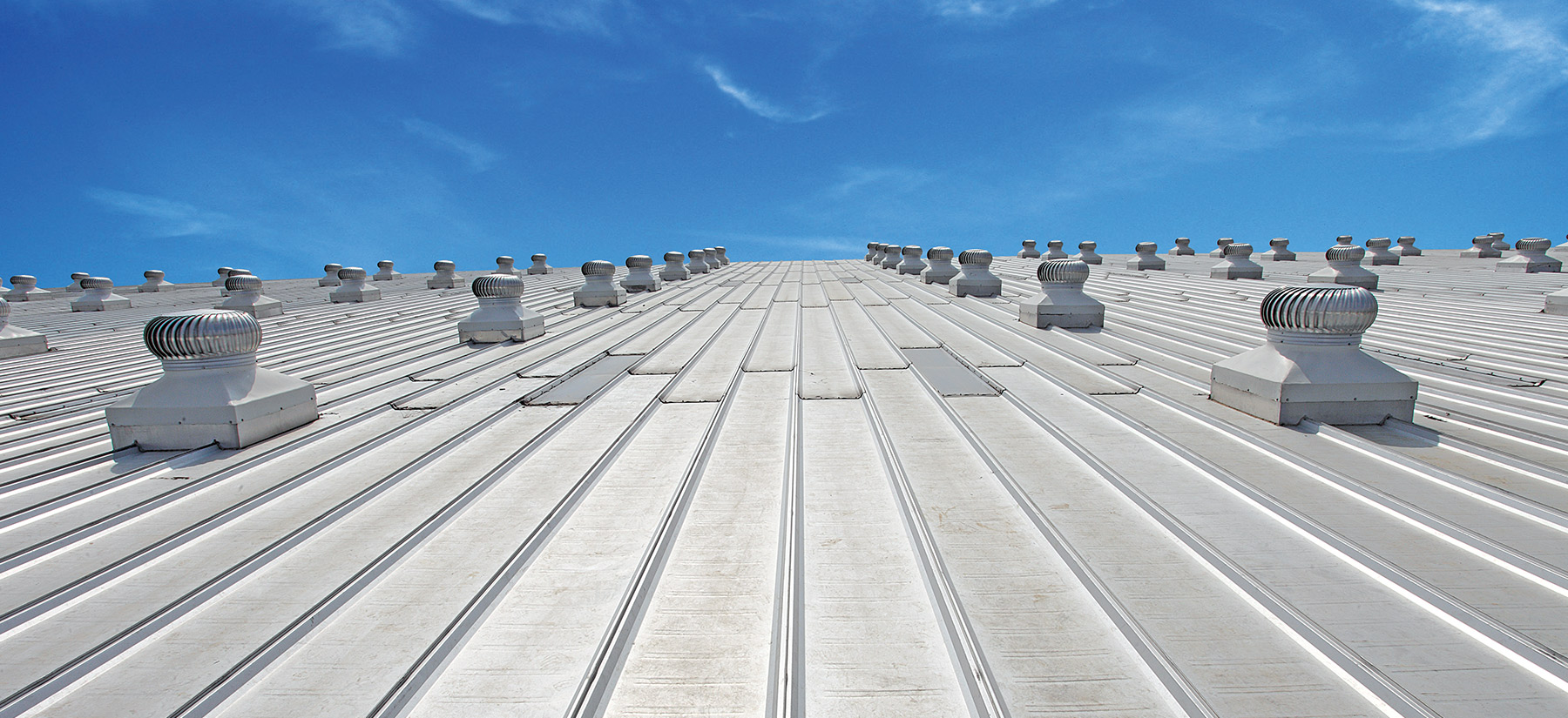 BUTLER® steel buildings Roof
