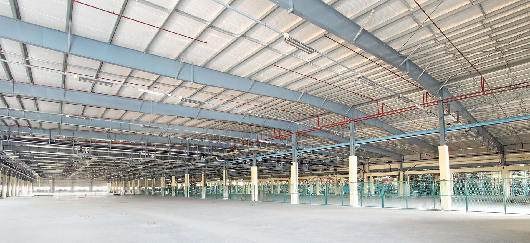 BUTLER® steel buildings structural solutions