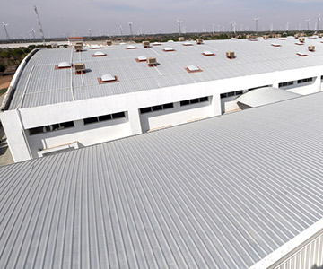 PEB Roofing systems