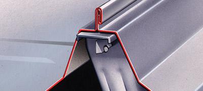 BUTLER provides Leak-Proof Roof System