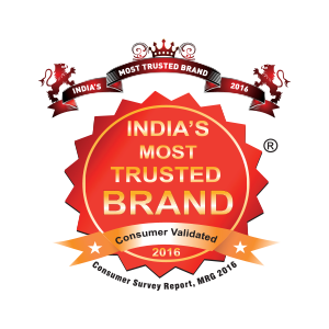 India's Most Trusted Brand 2016 for Colour Coated Steel Sheets