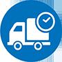 ECOBUILD® Assured On-time Delivery