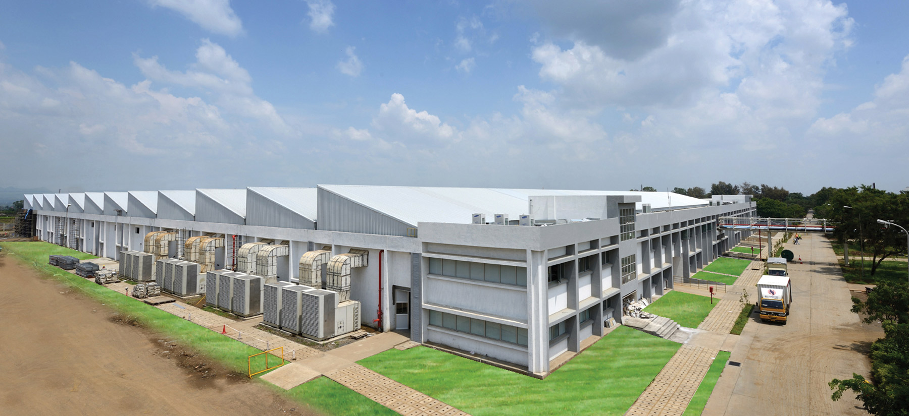 ECOBUILD® Building System is the most reliable solution