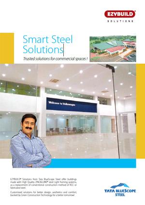 smart steel solution by ezybuild