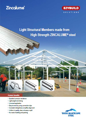 zincalume brochure