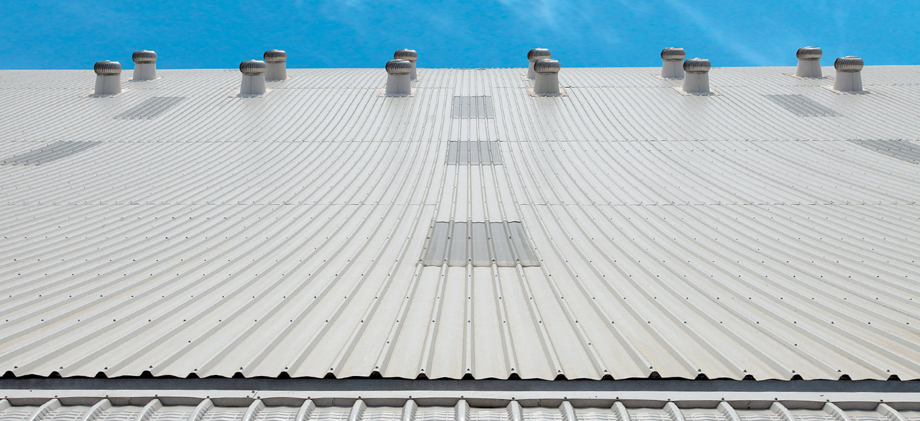 ECOBUILD® Roof Systems banner