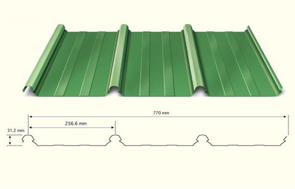 Roofing Sheet Manufacturer | Industrial Roofing Sheet