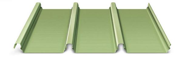 ECOBUILD® KLIP-LOK™ 700 Roof System