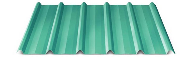 TRIMDEK® 1015 is a ribbed roofing and wall cladding sheet