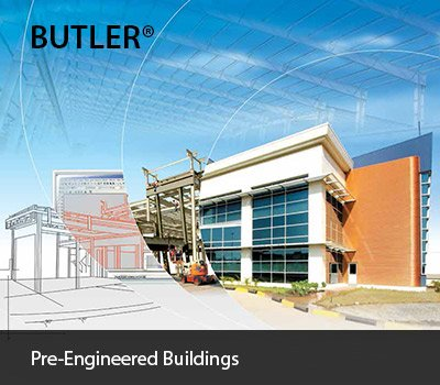 butler provides pre engineered steel building solutions