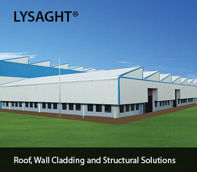 DURASHINE® corrugated roof sheets and wall cladding