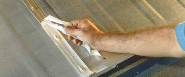 BUTLER® Sealants assures leak-tight performance