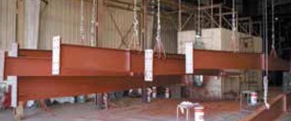 high tensile galvanised steel purlin and girt