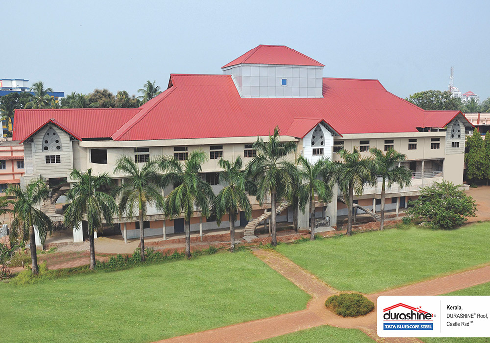 Metal Roofing Sheet Prices Manufacturers Distributors Tata Bluescope Steel
