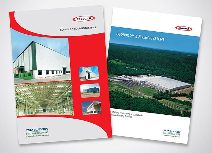 Ecobuild product literature