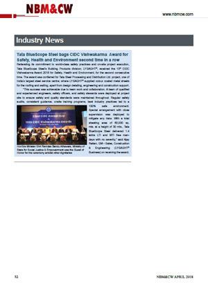 Industry news about Tata Bluescope steel