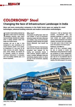 colorbond steel- july 18