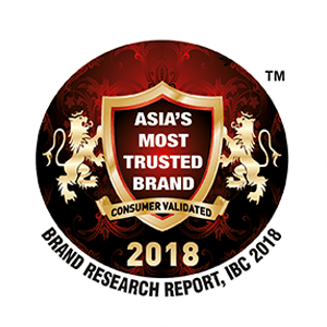 Asia's Most Trusted Brand 2018
