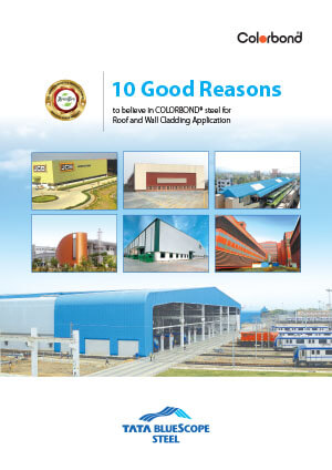 COLORBOND® 10 Good Reasons Brochure