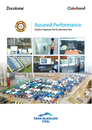 COLORBOND® Assured Performance brochure