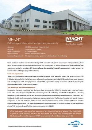 MR-24 by lysaght