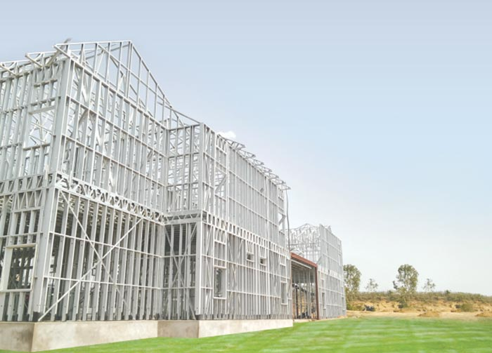 Light Gauge Framing System Sustainable Steel building technology