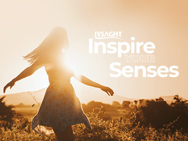 Inspire your senses with Lysaght