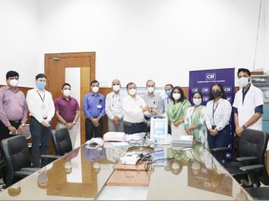 Tata BlueScope Steel donates Micro-Debrider to Sassoon Hospital
